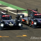 Fantastic debut in the ACI eSport Prototype Championship
